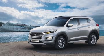Hyundai next generation Tucson 2020 has a futuristic compact design