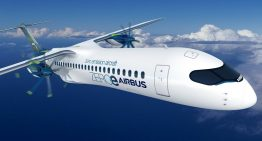 Airbus Unveils Designs for Hydrogen-powered Planes