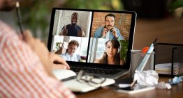 Survey Says Executives Find Work from Home Stressful