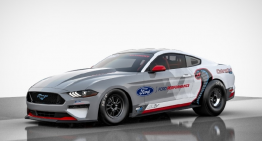 Ford's Mustang Cobra Jet 1400 Prototype fastracks a quarter mile at 8.87 seconds