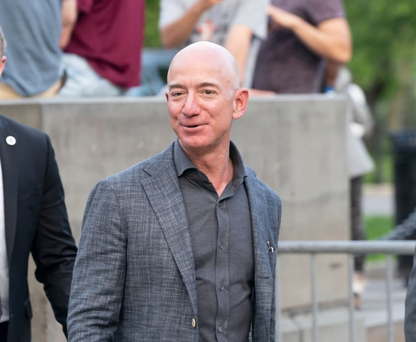 Richest Man in History Jeff Bezos Rockefeller Net Worth