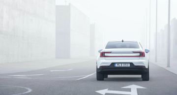 Polestar's Percept EV Sedan will be built in Asia