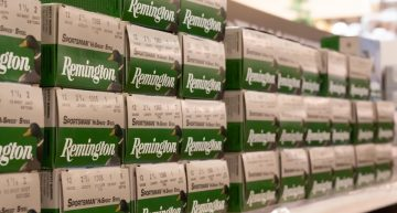 Remington gives up its arms, sold off to 7 bidders