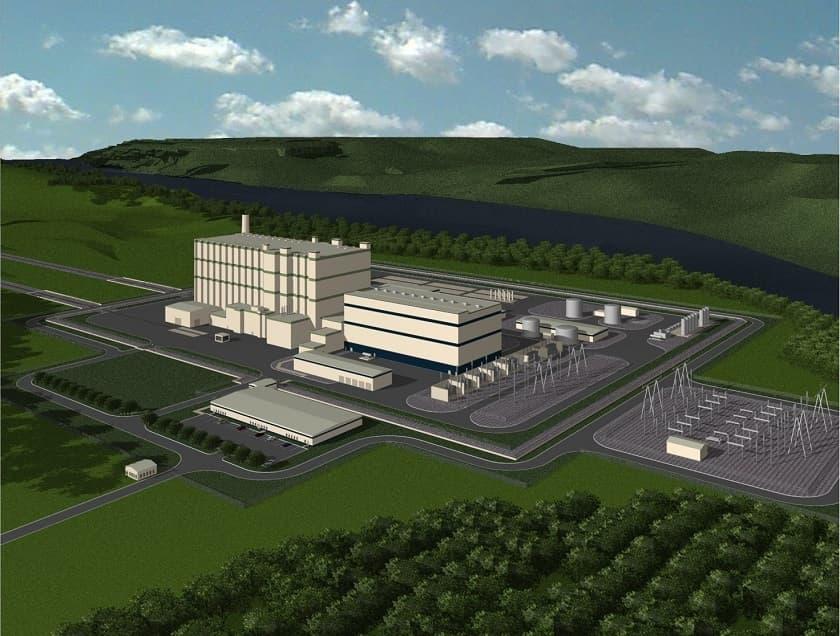 TerraPower Natrium Nuclear Power Plant