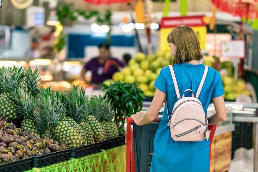UK Supermarkets Retail Sales