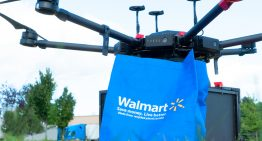 Walmart to use drones for 1-hour delivery