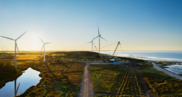 Apple invests in world's largest onshore wind turbines in Denmark