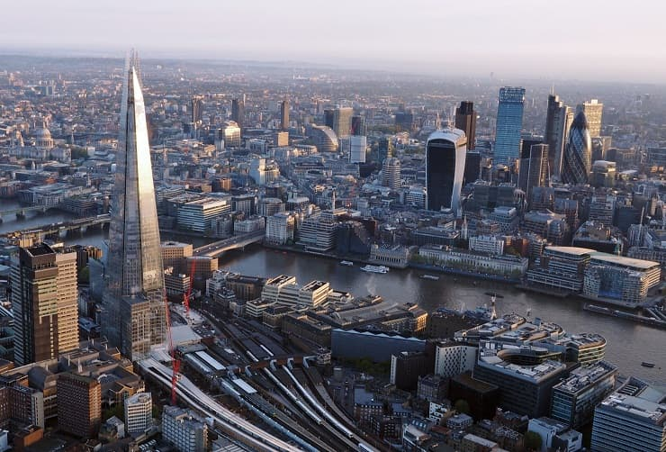 London's overview