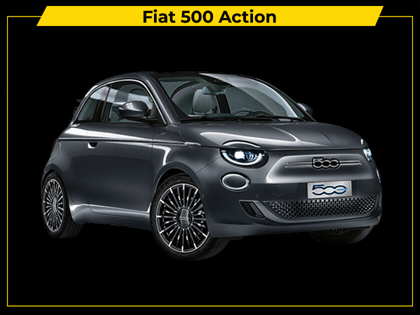 Fiat New 500 Action 2021