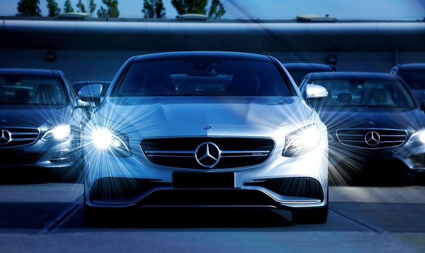 Mercedes Benz Daimler