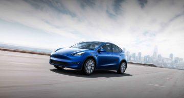 Tesla updates Model Y range capacity