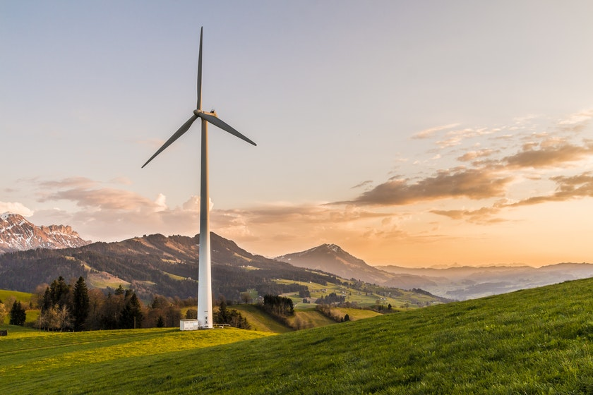 wind and solar energy renewables