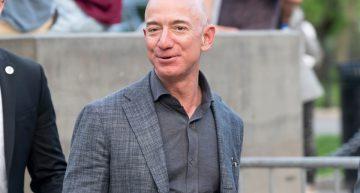Amazon CEO Jeff Bezos sells $3 billion worth of Amazon shares