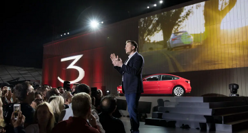 Tesla Market Value Inches Closer To $500 Billion