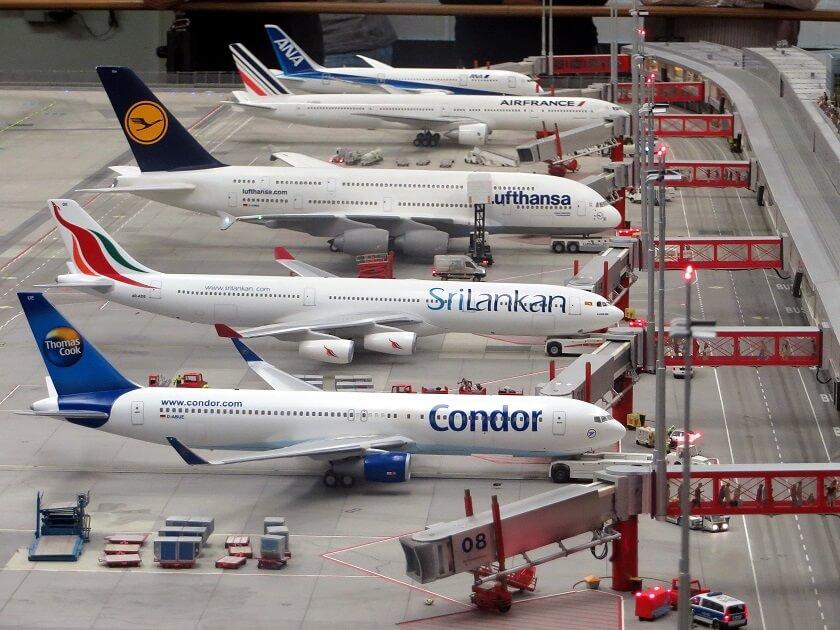 Airline carriers cargo coronavirus COVID vaccine distribution