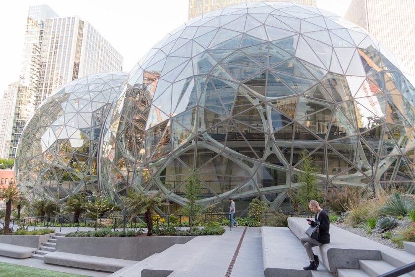 Amazon Headquarters Sphere
