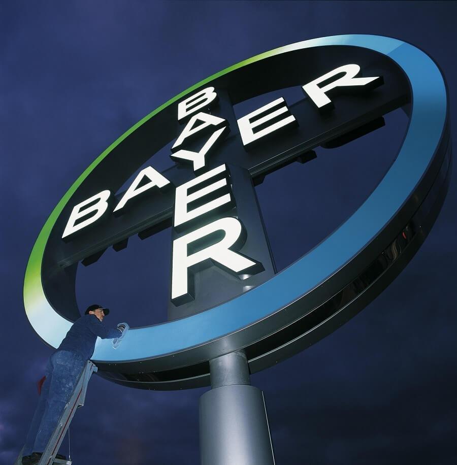 Bayer Pharma Giant