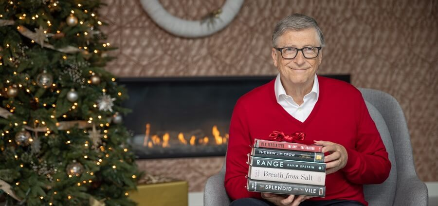 Books Bill Gates Recommendations Reading