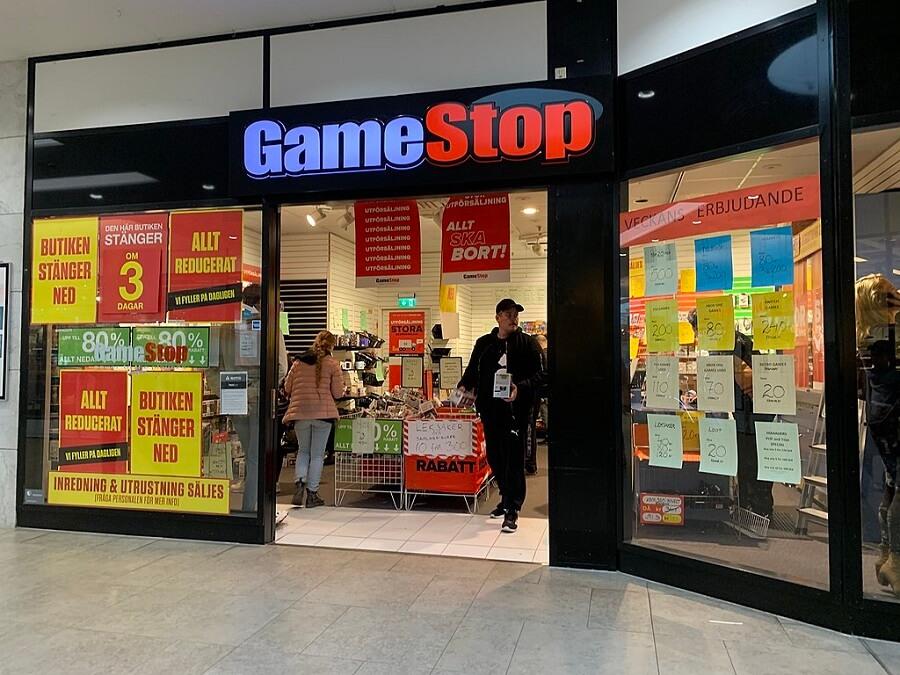 GameStop Wall Street Bets