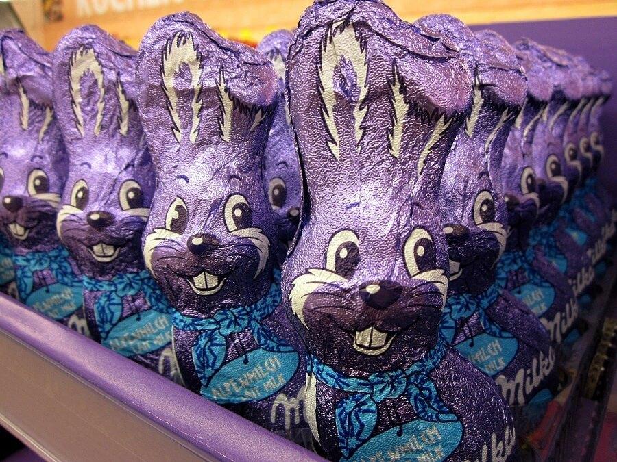 Milka Chocolate Bunnies Food Stocks to Buy in 2021