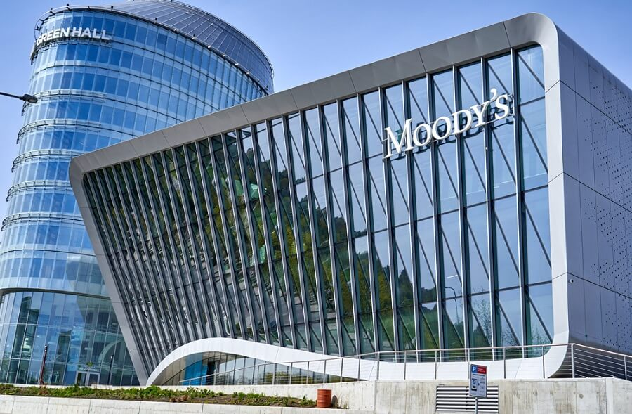 Moody's Headquarters in New York