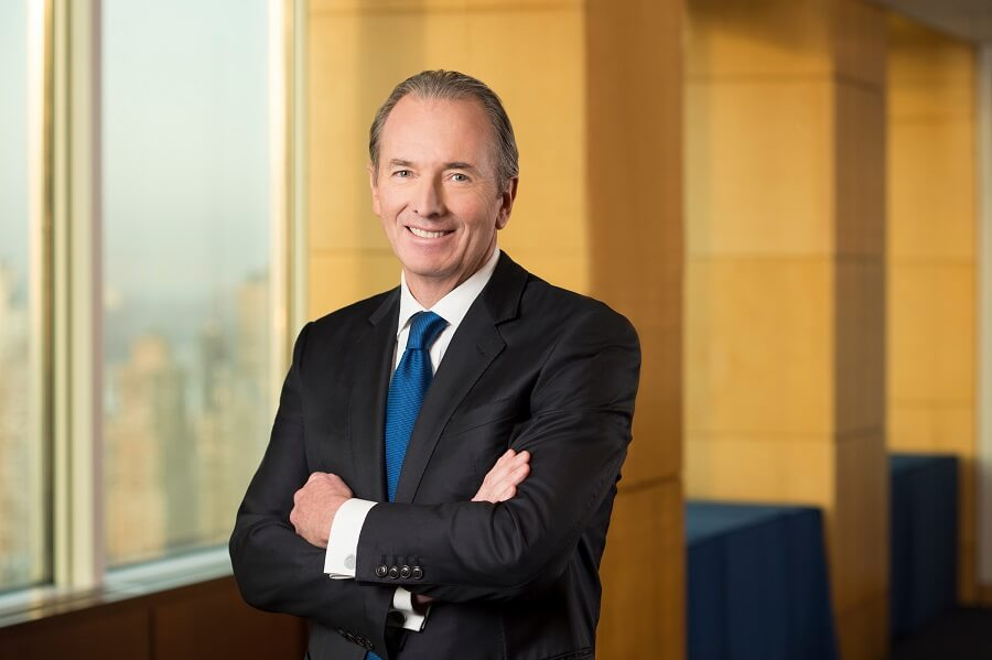 Morgan Stanley CEO James Gorman salary raise pay package