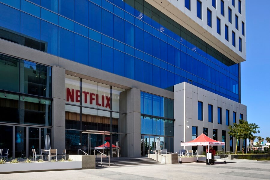 Netflix LA Headquarters
