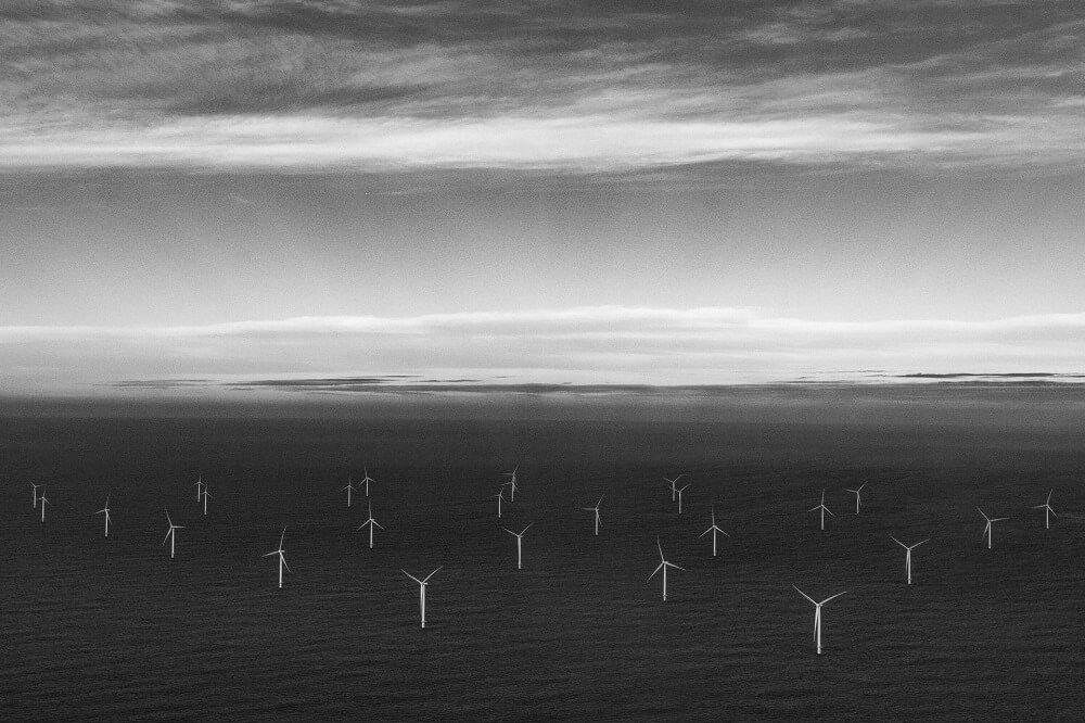 Amazon Shell HKN Offshore Wind Farm Project