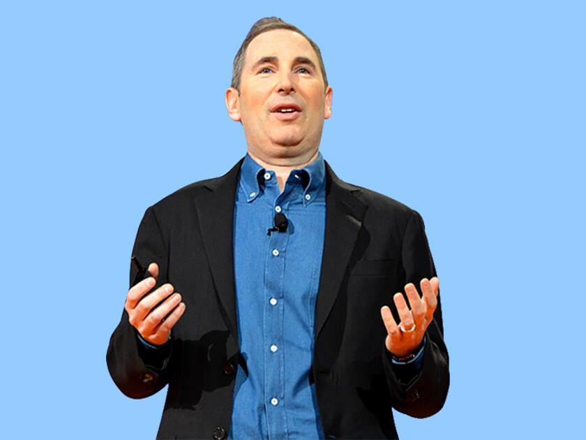 Andy Jassy Amazon CEO