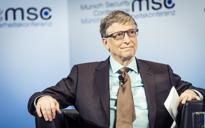 Bill Gates Fossil Fuels Climate Change