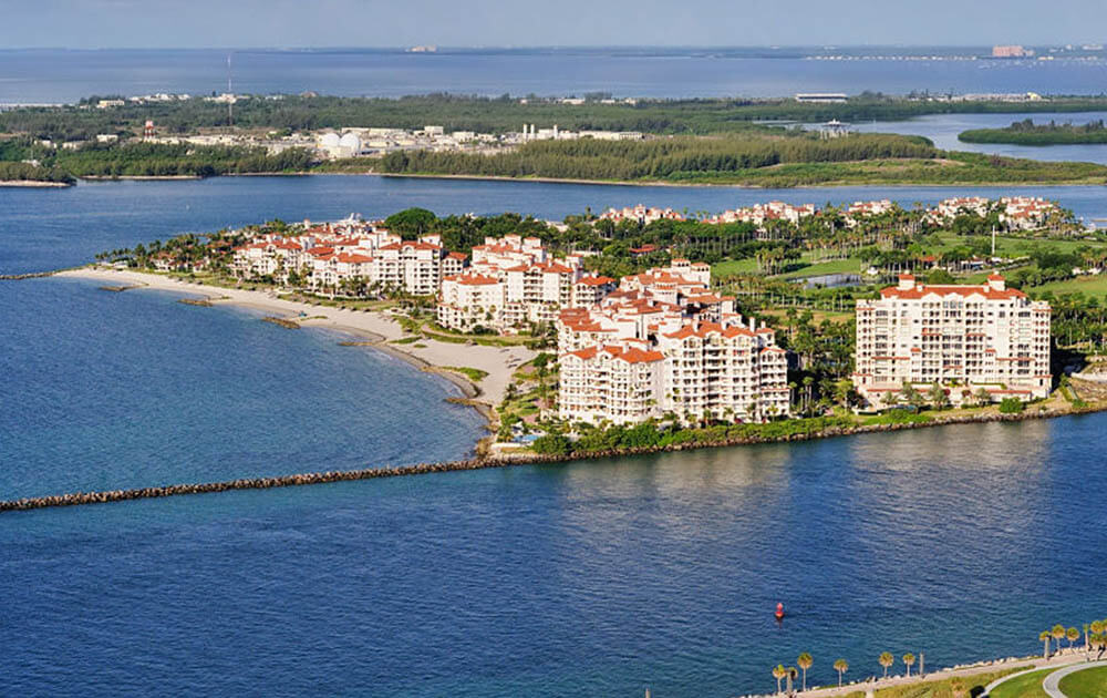 Fisher Island, world's most expensive zip code
