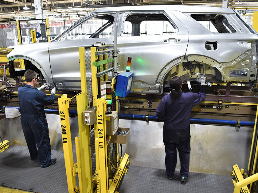 Auto Industry Chips Shortage