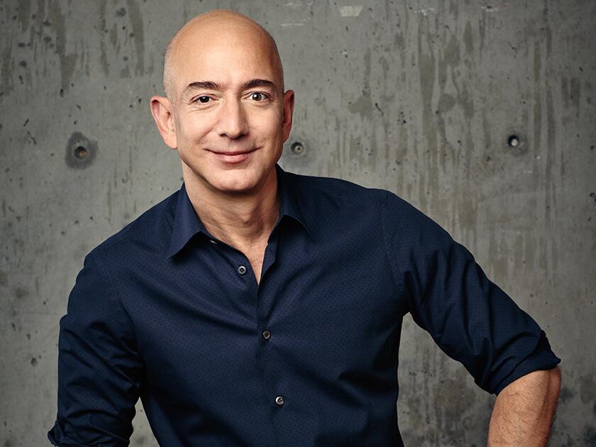 Amazon former CEO Jeff Bezos