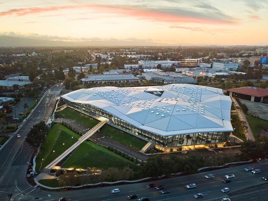 Nvidia Headquarters Arm acquisition