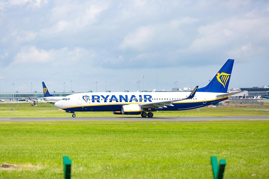Ryanair Airlines Forecast 2021