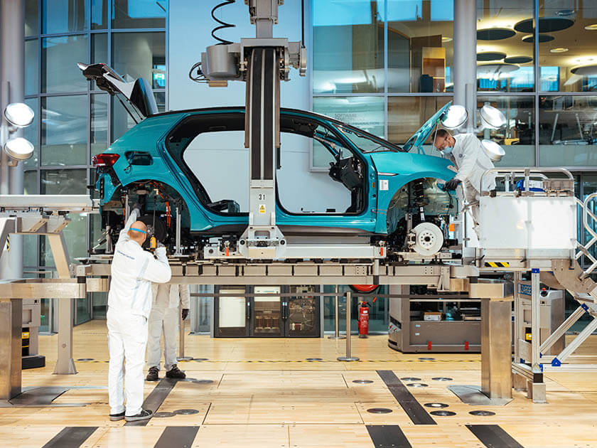 Automobile Industry Chips Shortage