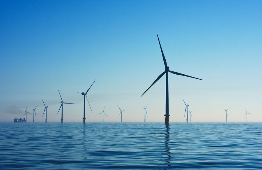 Sinan Offshore wind farm world's largest project