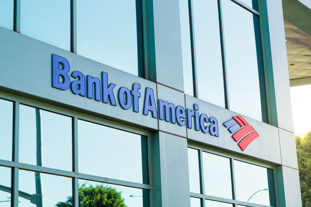 Bank of America Office in Beverly Hills