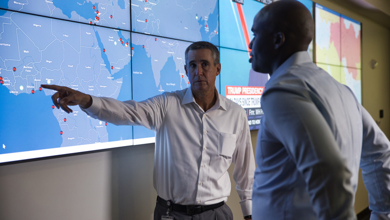 G4S Risk Operations Center Allied Universal