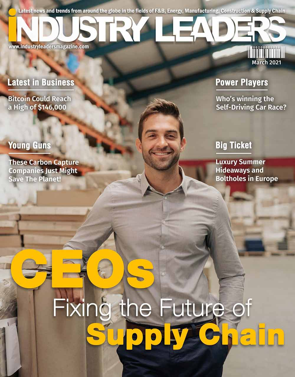 CEOs Fixing the Future of Supply Chain