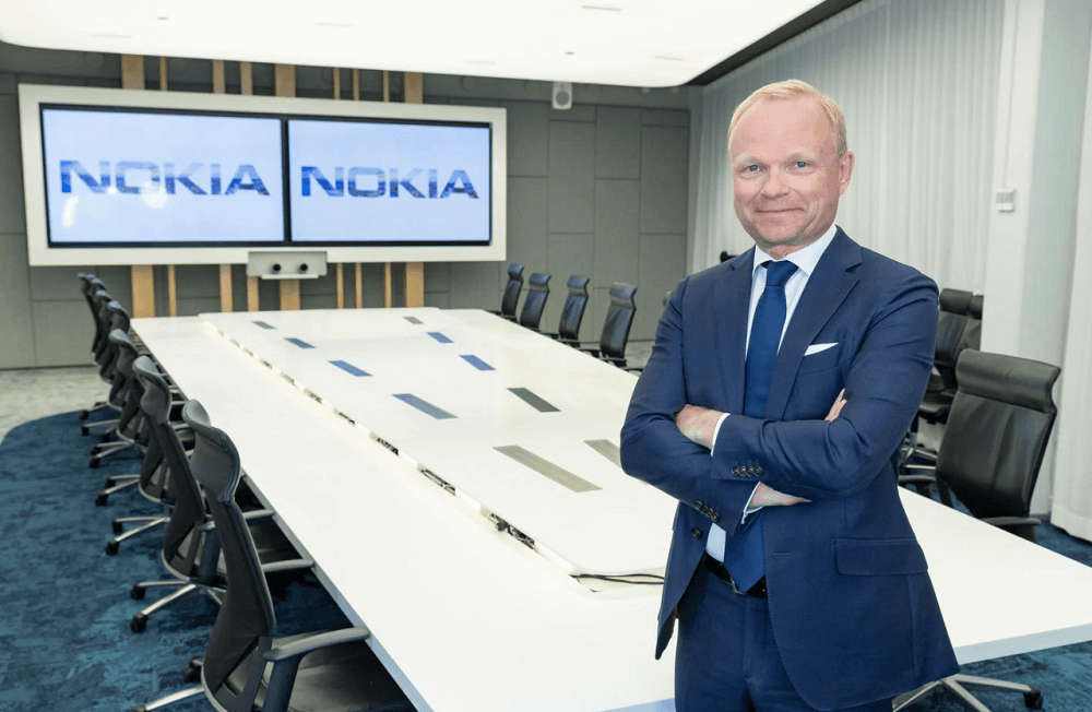 Pekka Lundmark Nokia CEO