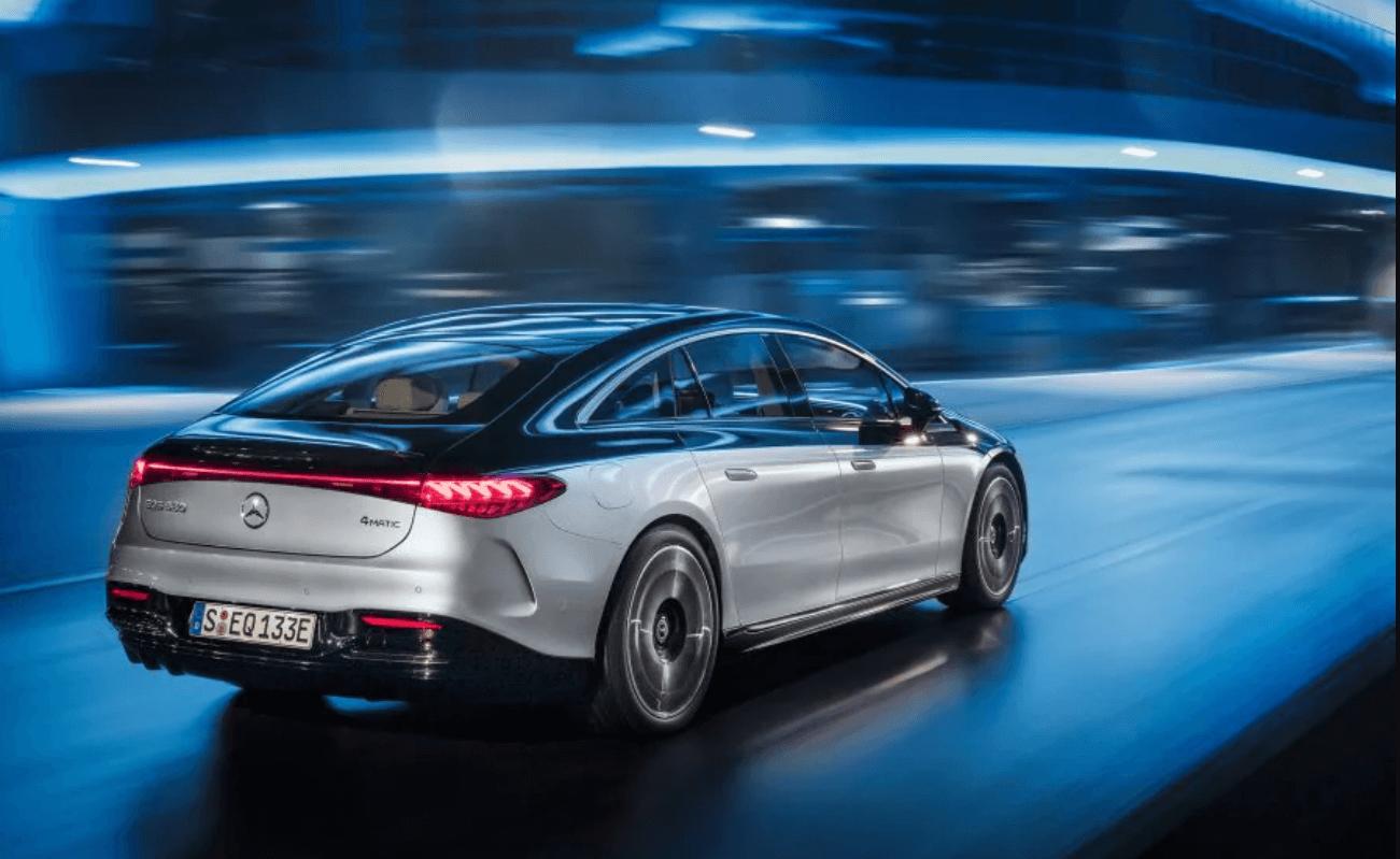 2022 Mercedez Benz EQS