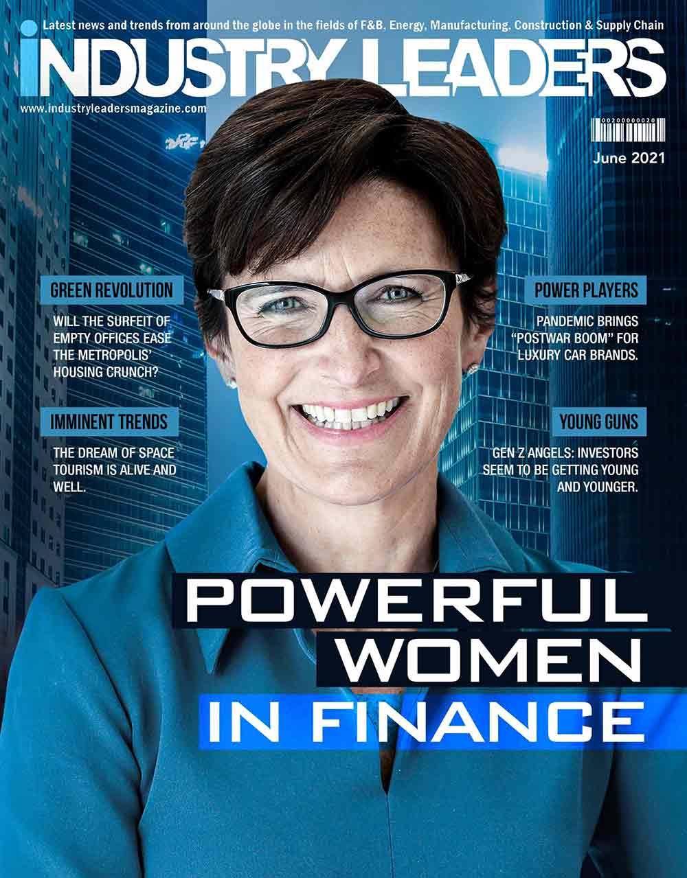 Powerful Women in Finance