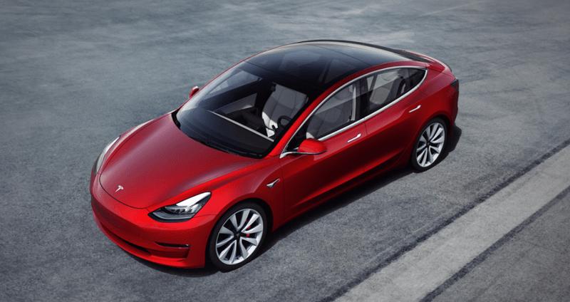Tesla recalls Model 3