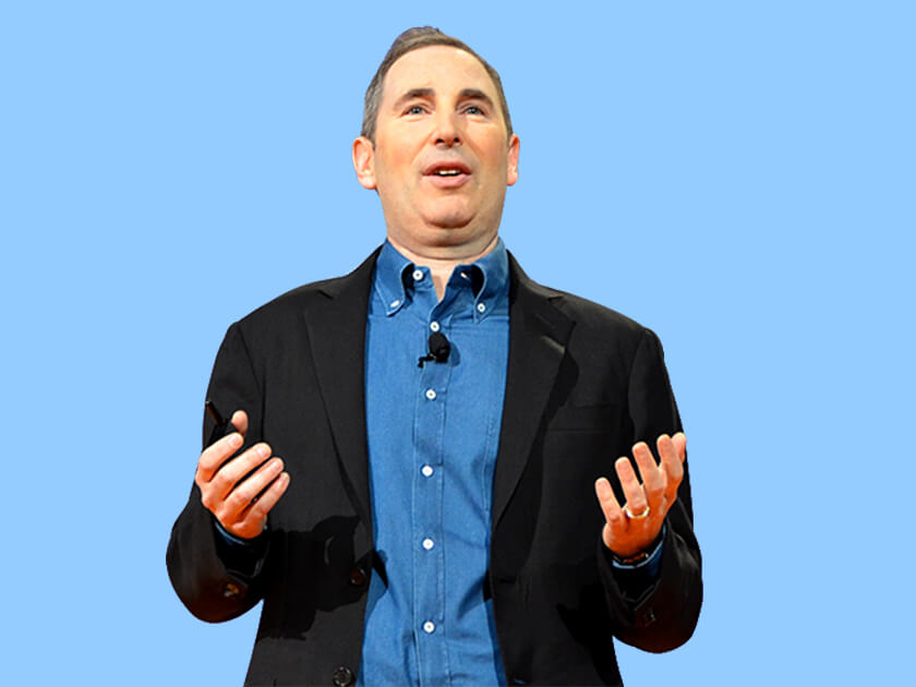 Andy Jassy Amazon Stock Package 2021