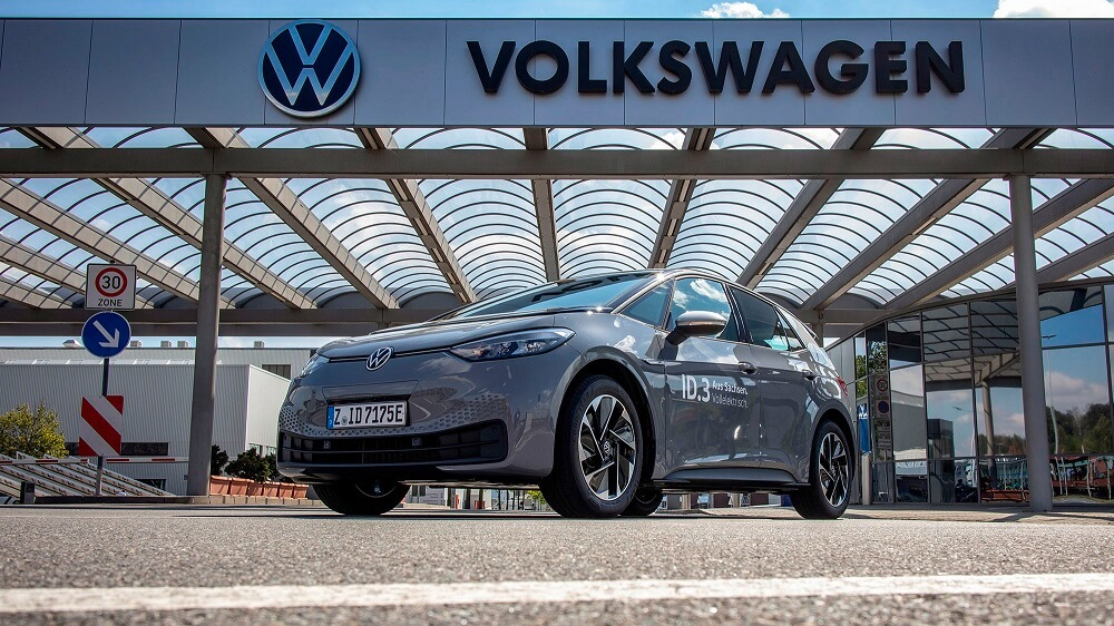 Volkswagen Electric Vehicles ICE Internal Combustion Engine