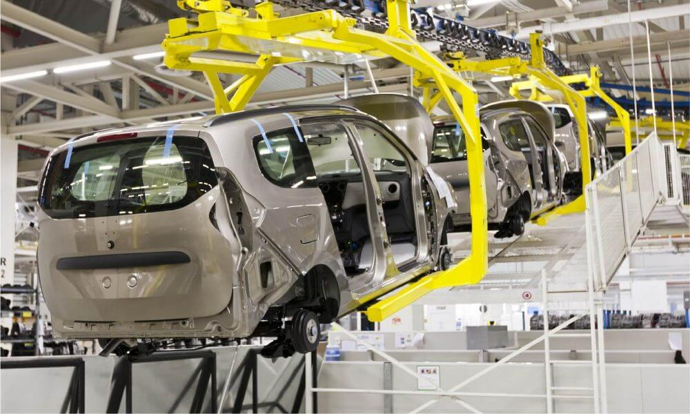 Supply chain crisis in automotive industry