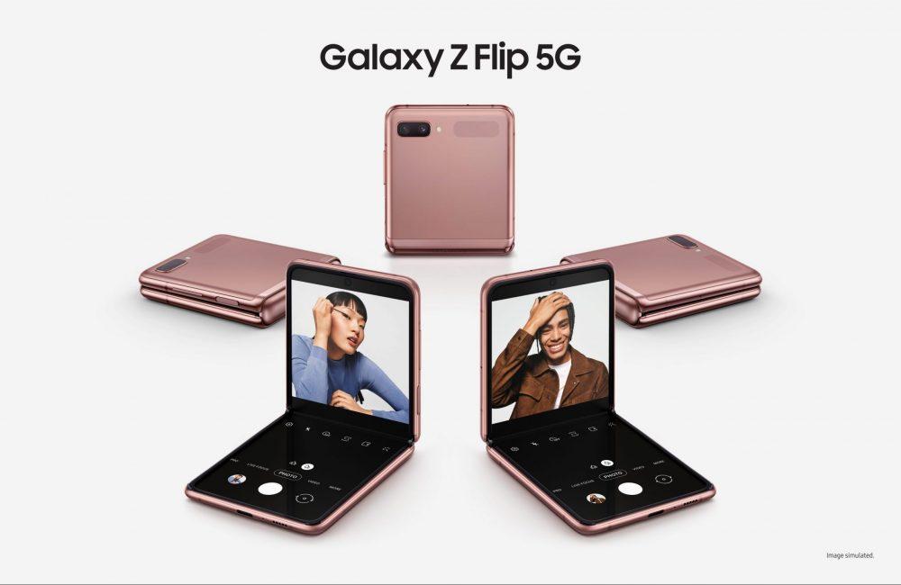 Samsung Galaxy Z Flip semiconductor