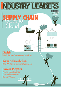 Industry Leaders Magazine June Cover Page