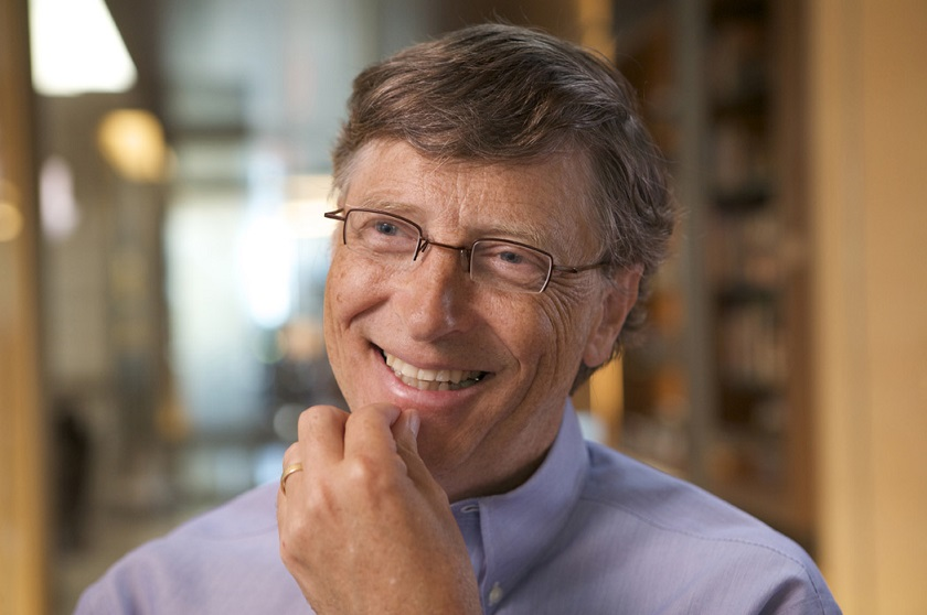 5 Great Books Bill Gates